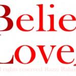 Percaya Pada Cinta!