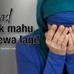 Hati isteri bila sudah nekad…